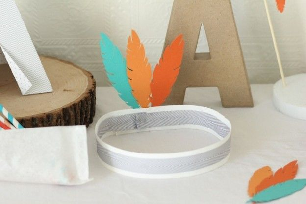 Hipster Baby Boy 1st Birthday Party with Such Cute Ideas via Kara's Party Ideas Kara Allen KarasPartyIdeas.com #nativeamericanparty #indianparty #teepees #boypartyideas #karaspartyideas (10)