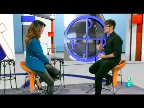 """P. Damián en """"Últimas Preguntas"""" (TVE2)"""