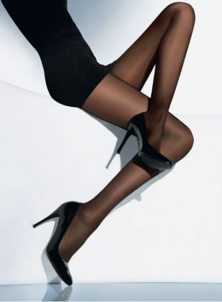 Wolford Synergy 40 Support Tights – £25