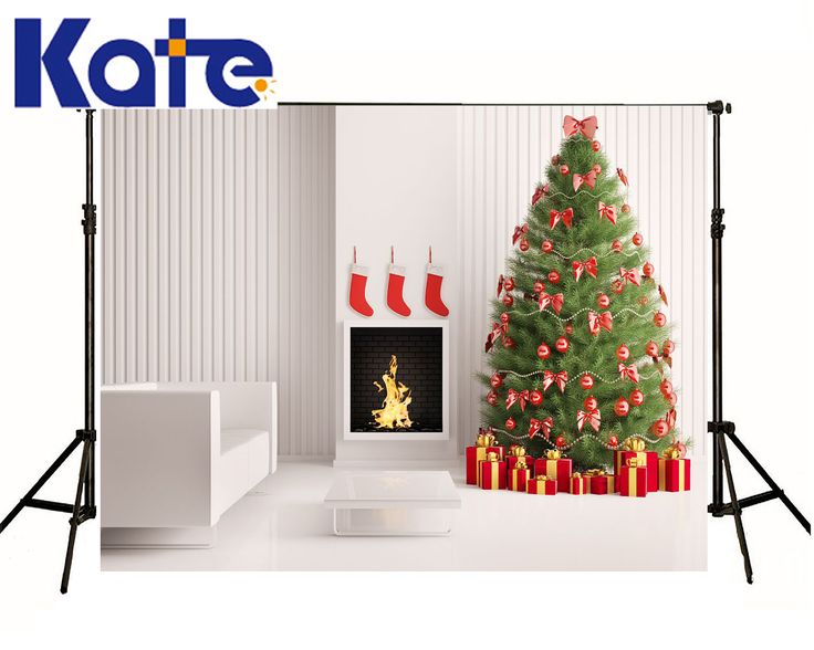 Find More Background Information about Christmas Backgrounds Tree Red Presents Photography Background Children White Wall Fireplace,High Quality tree definition,China fireplace granite Suppliers, Cheap tree cookies from Background Made in China on Aliexpress.com