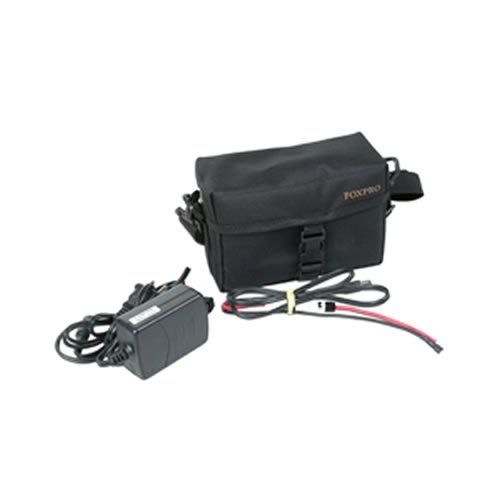FOXPRO 12 Volt Power Pack with MOD Battery Door - http://huntingcalls.co/product/foxpro-12-volt-power-pack-mod-battery-door/