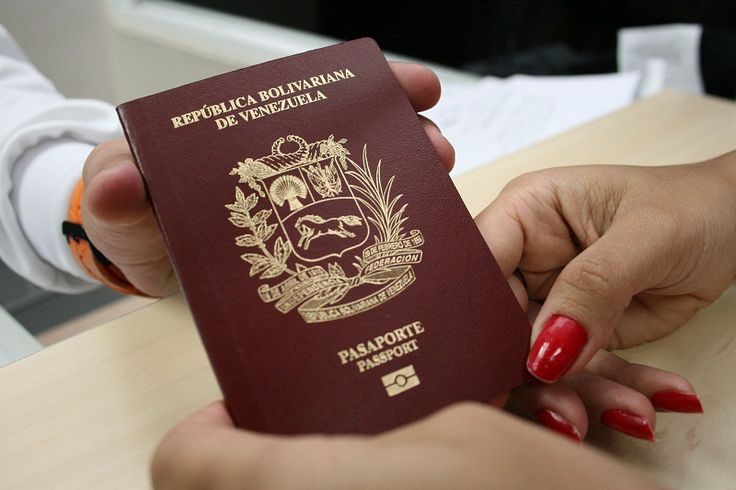 ¡ATENCIÓN VENEZUELA! Con estas condiciones podrás solicitar la prórroga de tu pasaporte