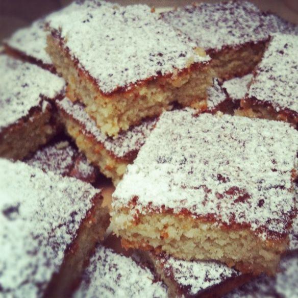 Gluten free coconut cake - paleo recipe