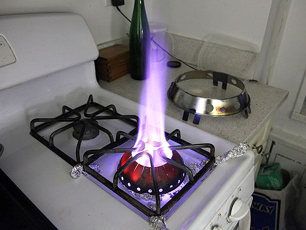 The Wok Mon Converts Your Home Burner Into A Wok Range
