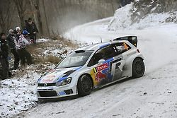 Volkswagen Motorsport are ready for the 2014 Monte Carlo Rally, which starts on the 16th of January. After a successful test the team has high hopes for this year's rally.