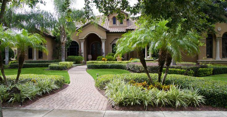 Landscaping Ideas Florida Homes Florida Landscape