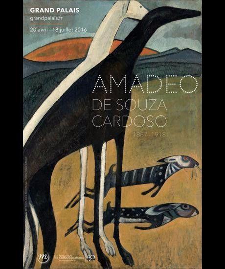 Amadeo de Souza-Cardoso-, Galeries nationales du Grand Palais