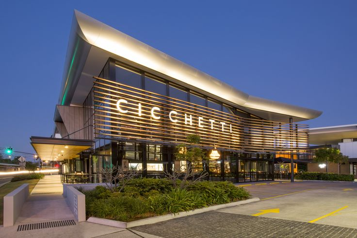 Exterior view of Cicchetti