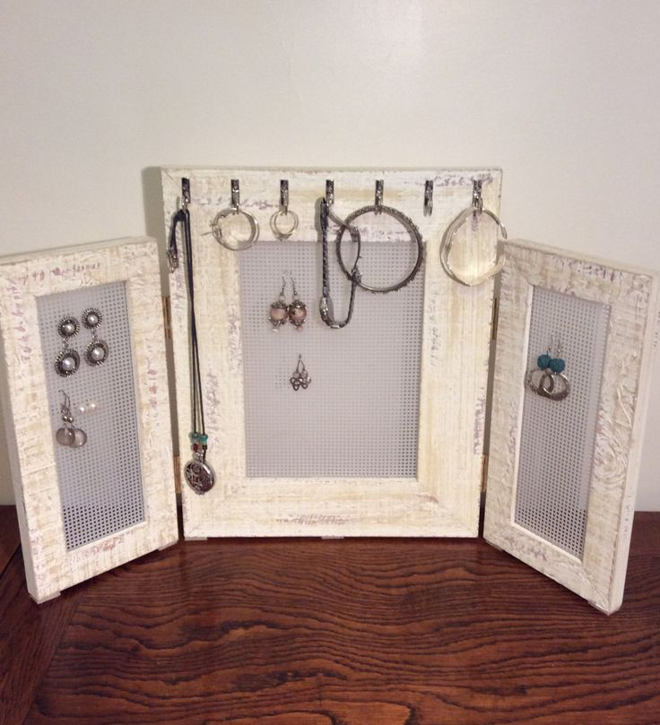 89 best FRAME IT images on Pinterest | Earring display, Jewellery ...