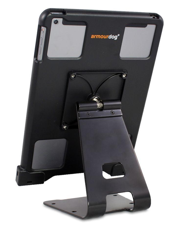 armourdog Air 1/2 stand / mount with Kensington lock