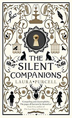 The Silent Companions: A ghost story: Amazon.co.uk: Laura Purcell: 9781408888094: Books