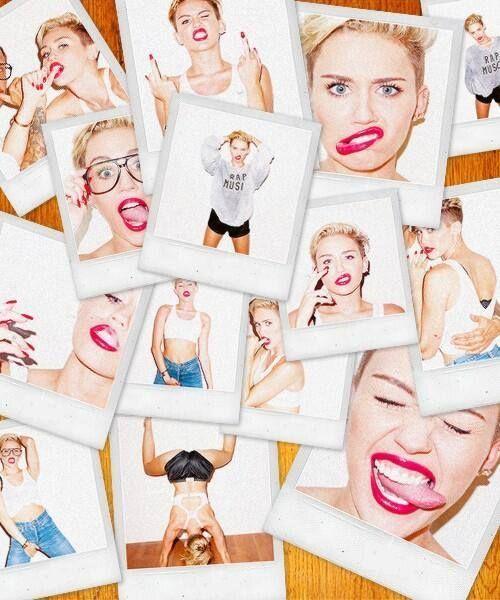 [ Miley Cyrus ]