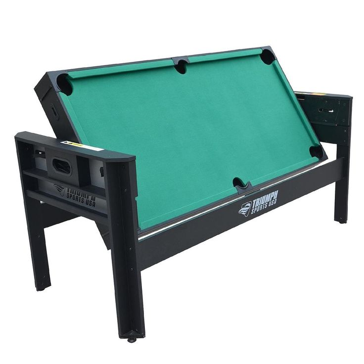4 IN 1 MULTI GAME TABLE TENNIS AIR HOCKEY BILLIARD PING PONG KIDS POOL SQUARE in Other | eBay
