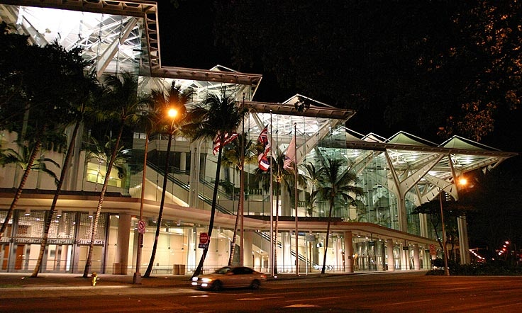 Waikiki Hawaii Convention Center