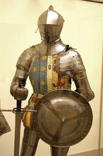 https://flic.kr/p/492kjY | Armour of Don Sancho de Avila | Germany (Augsburg), 1560.