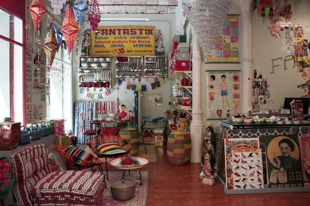 Fantastik El bazar más sorprendente del Raval c/ Joaquim Costa, 62.