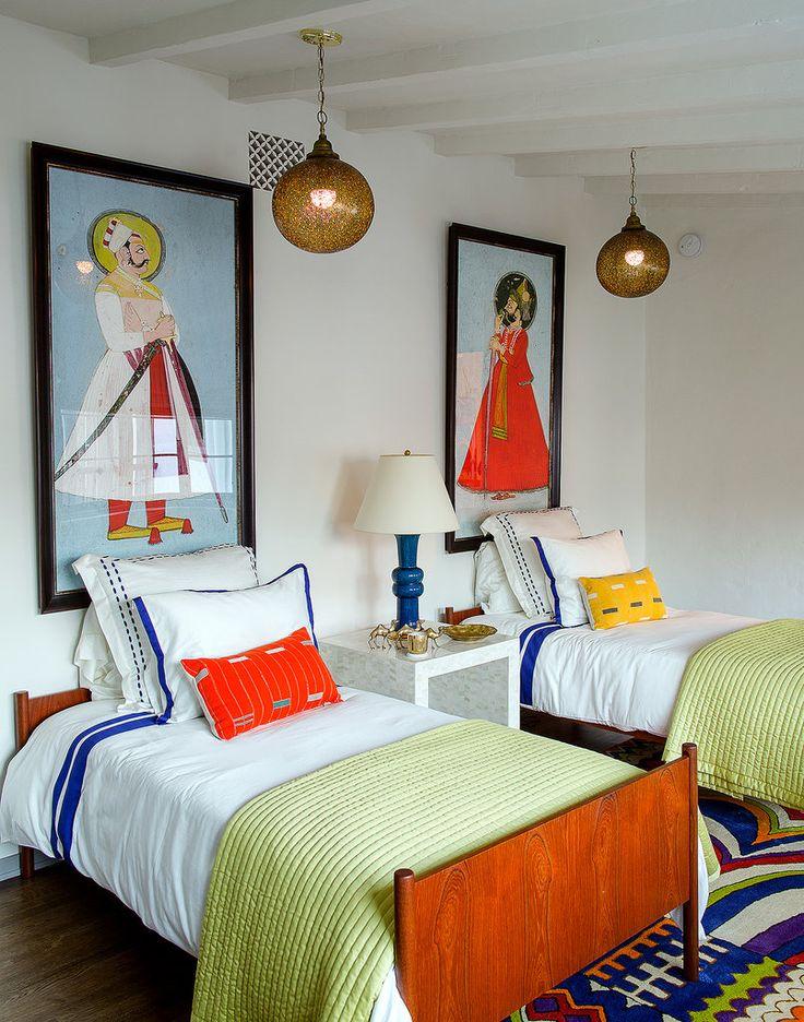 Bedroom art & color
