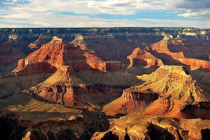 Parcs nationaux de l'Ouest américain : nos coups de coeur : Grand Canyon - Arizona - Routard.com
