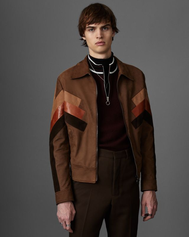 Six Ways for Men to Wear Cropped Jackets