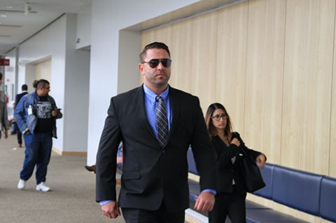"""Kyle """"Based Stickman"""" Chapman Jailed, Barred from Possessing Sticks and Other Weapons    A judge told Chapman, """"You are to have no weapons of any kind — sticks, knives, pepper spray."""""""