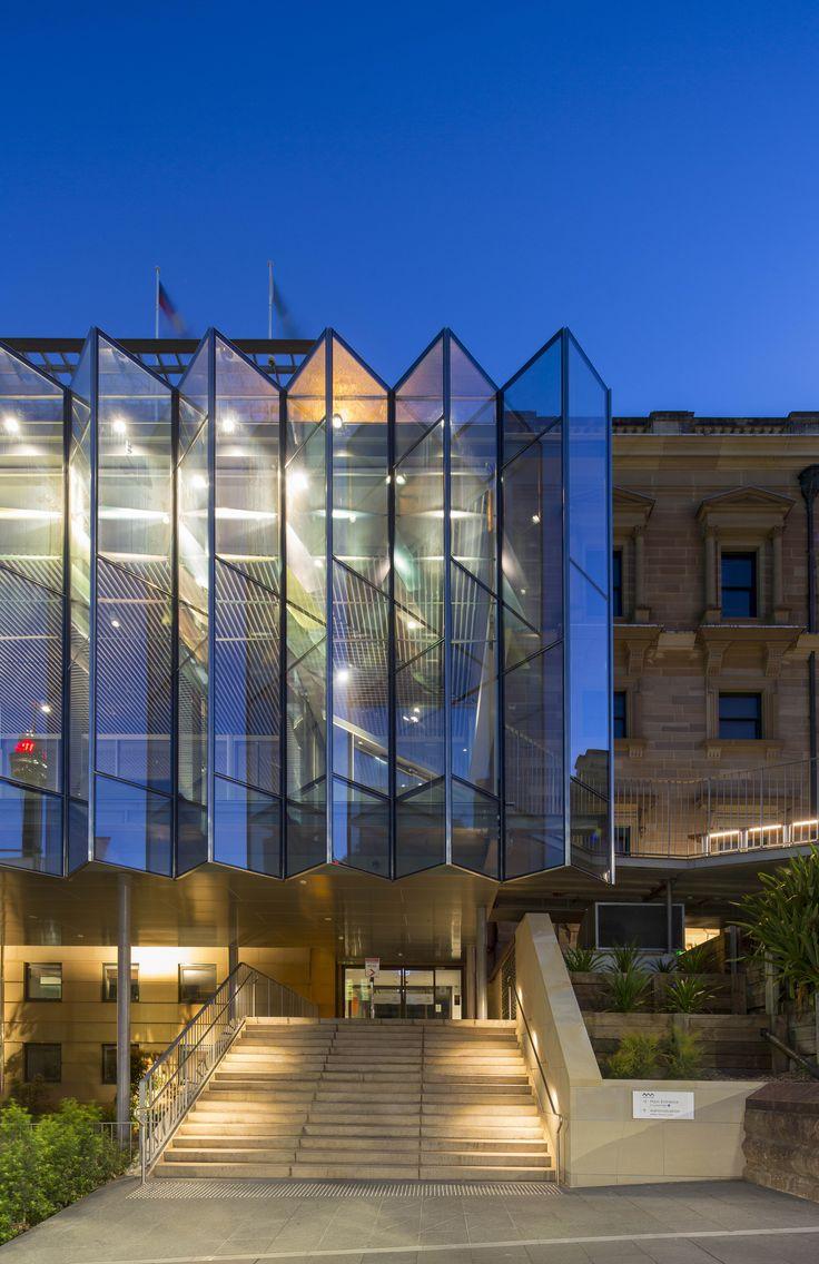 PUBLIC ARCHITECTURE AWARD - Australian Museum Crystal Hall by Neeson Murcutt…