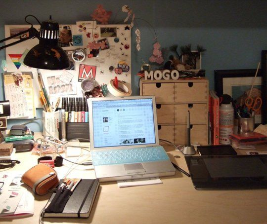 Your Messy Room Might be the Sign of a Brilliant Mind | Apartment Therapy