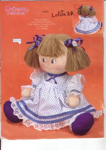 quili muñecas y peluches n°1 - nery velazquez - Álbuns da web do Picasa