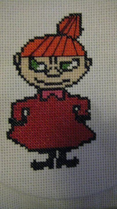 moomins cross stitch - Google otsing