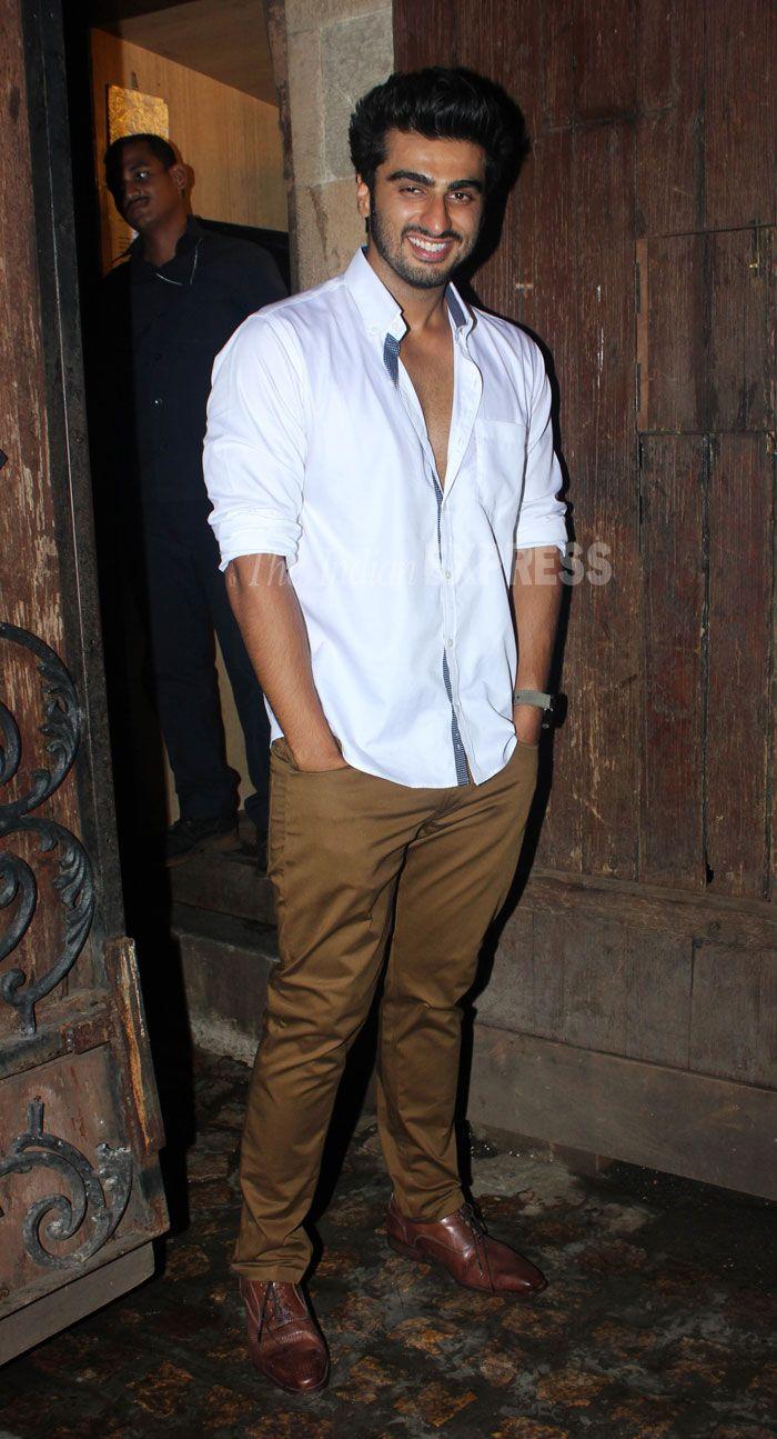Arjun Kapoor's birthday party