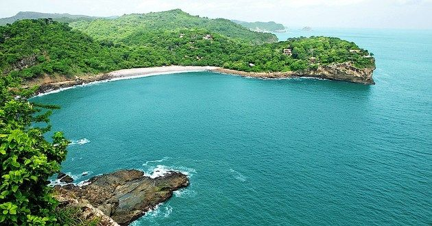 Treetop suites, yoga, kayaking, organic food, spa treatments. Perfect honeymoon. Aqua Wellness Resort, Tola, Nicaragua #luxurylink