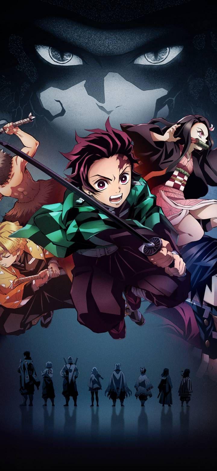 Demon Slayer Wallpapers Kimetsu No Yaiba Wallpapers In 2020 Anime Guys Anime Anime Demon