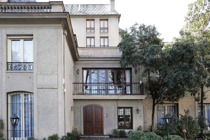 Residencia Las Araucarias