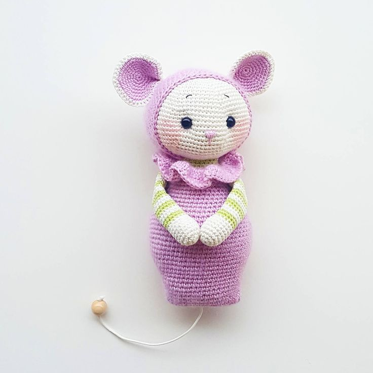 340 best Mouse - Amigurumi images on Pinterest | Amigurumi patterns ...