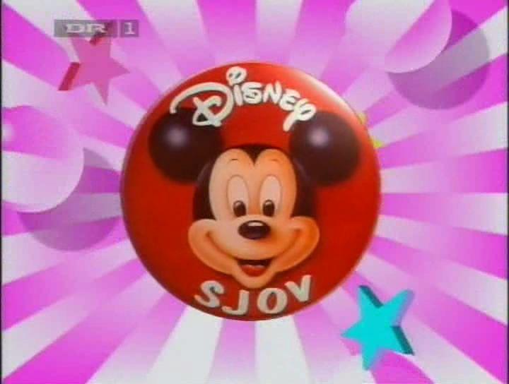 Disney Sjov every friday