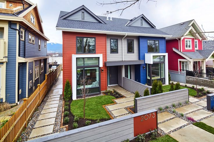 Project Mint Vancouver House-Builders - Pender Duplex