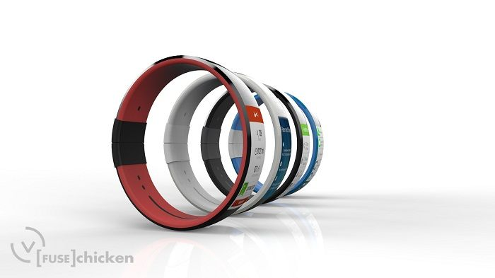 New Apple iWatch Concept with wider Display and vertical UI | TechPrezz