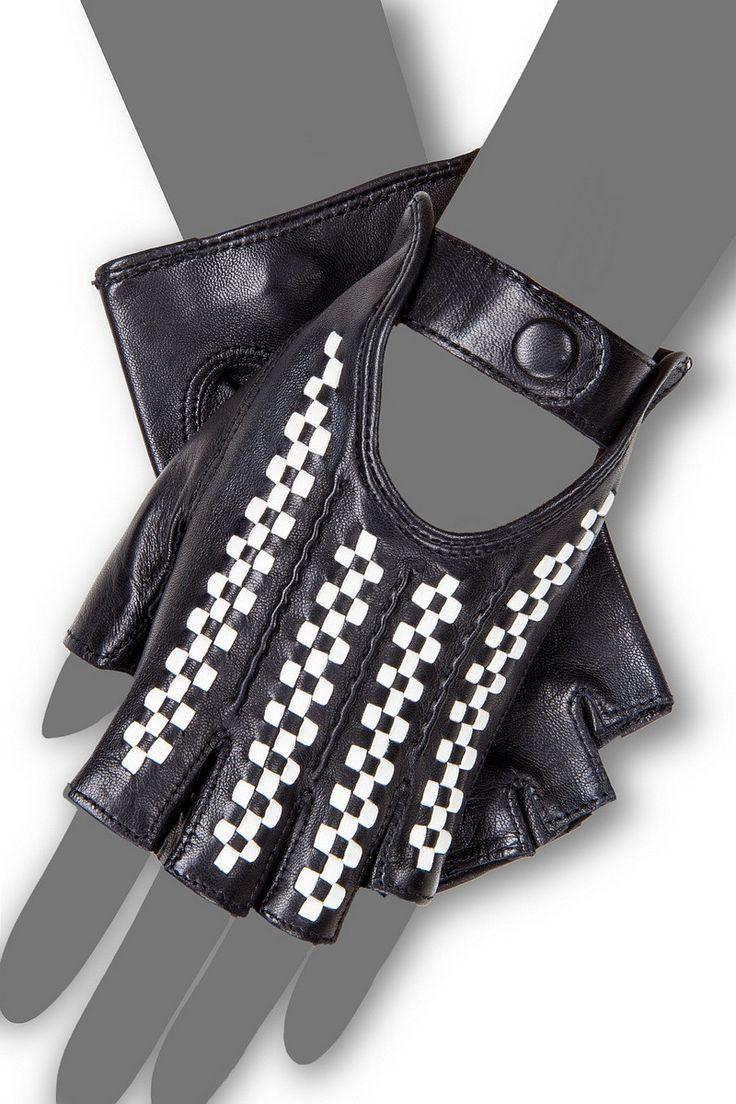 Gaspar leather driving gloves - 3502 Driving Gloves