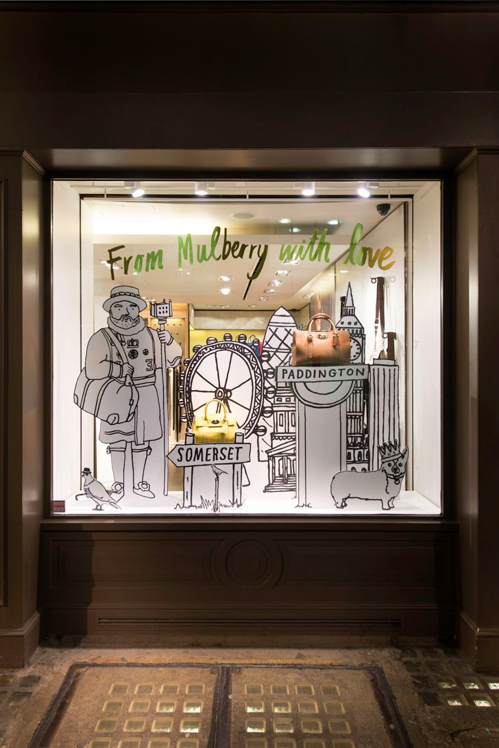 Design Window: 56 Best MA: MULBERRY Images On Pinterest