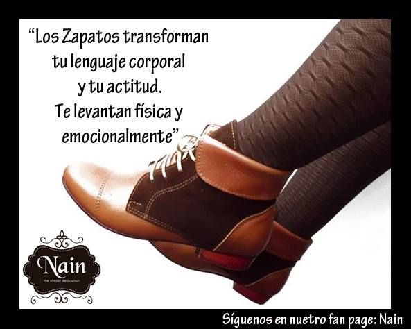 #frases #calzado #shoes #tendencia #2015 #hechoenchile #lether #botin #nain