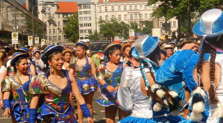 """""""Heb je nog geen plannen voor het Pinksterweekeinde? Plan dan een weekendje naar Berlijn! Ieder jaar wordt er tijdens de Pinksterdagen het feest 'Karneval der Kulturen' gevierd in de Berlijnse wijk Kreuzberg."""" Lees verder op https://www.reiskrantreporter.nl/reports/5870"""