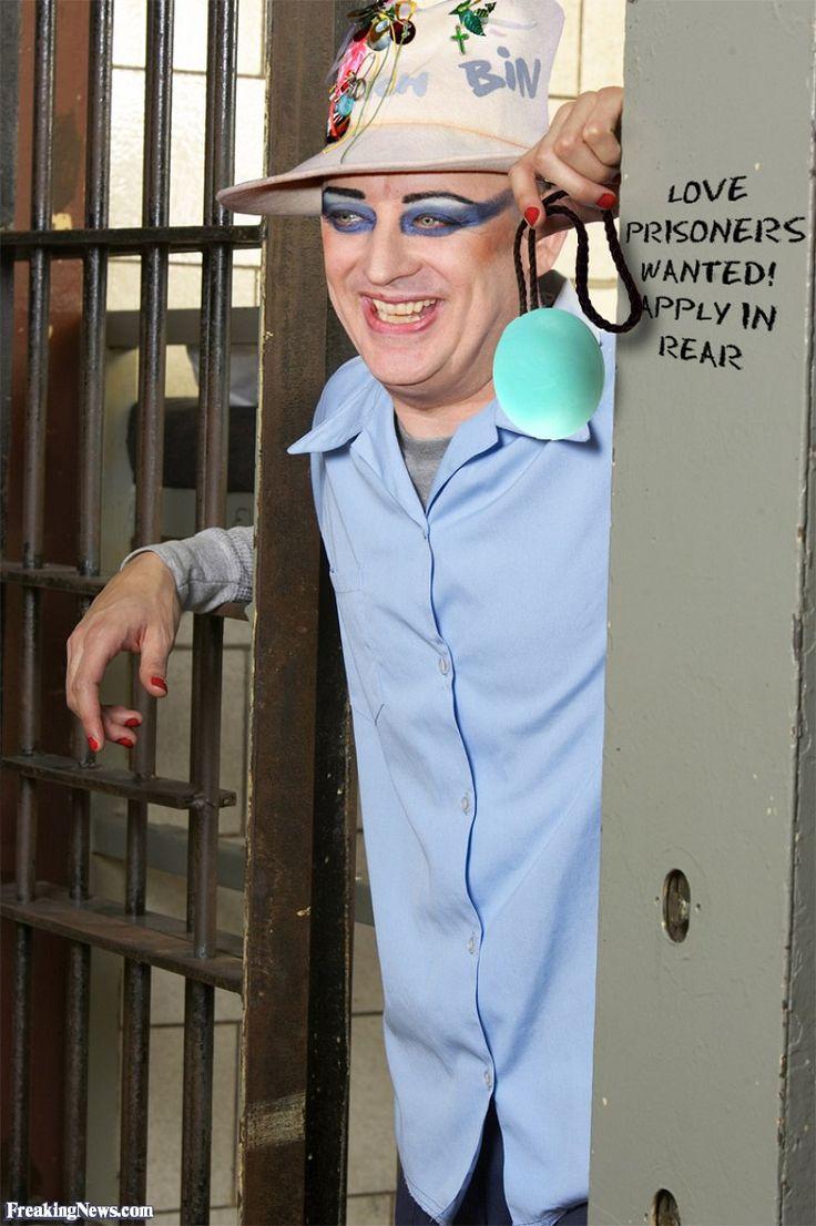 boy george in prison