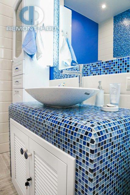 Дизайн и ремонт ванной в стиле прованс