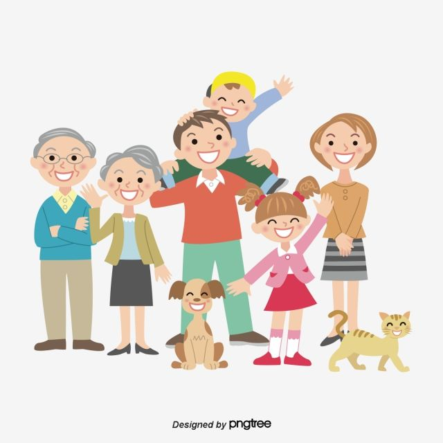 Free PNG Happy Family Clip Art Download - PinClipart