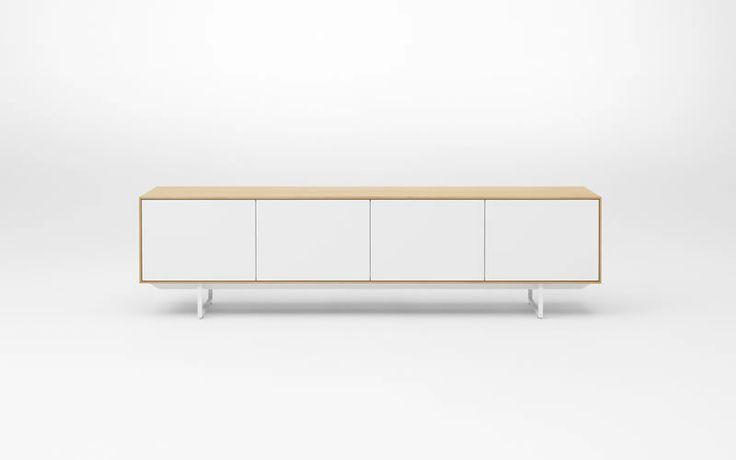 Pastoe - Pastoe Cupboards: Noon - NOON_N03_OAK_B. Design: studio pastoe - 2006