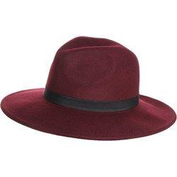 Miss Selfridge Kapelusz red