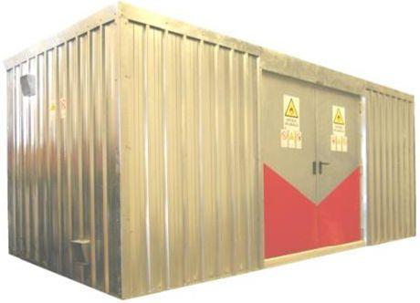 SALAS DE ALMACENAMIENTO. SAS5-120HD. Distintas opciones disponibles: puertas cortafuegos adicionales, posibilidad de dividir el interior con paredes RF, sistema de extinción de incendios, ventilación forzada...