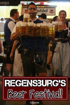 Regensburg's Beer Festival (Maidult & Herbstdult), Germany - California Globetrotter