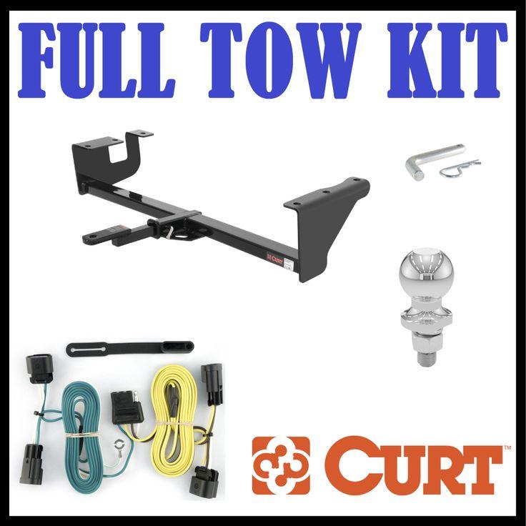 Curt trailer hitch wiring fits 0609 milan 06 zephyr 07
