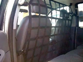 2003 - 2011 Honda Element barrier for behind the front seat