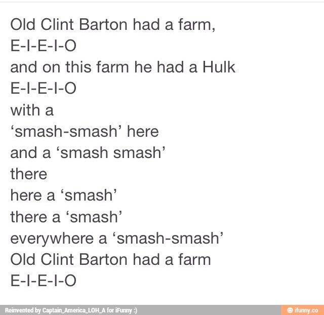 Clint Barton Age of Ultron. Is this the Avengers fandom on hiatus? | YES. HALP. SHERLOCK FANDOM HOW DO HIATUS?!